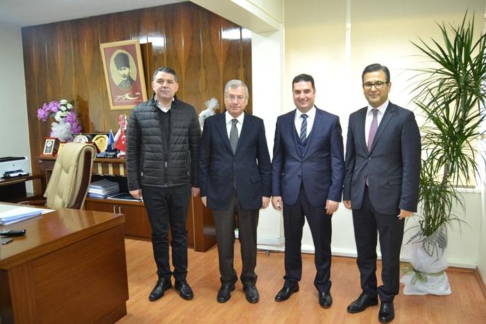 """Ataşbak: """" Adana'yı sportif anlamda tanıtacak kurumlarla işbirliği halindeyiz"""""""