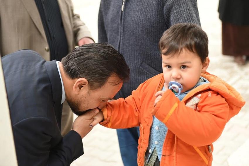 """Başkan Uludağ, """"Esnaflar ilçemizin göz bebeğidir."""""""