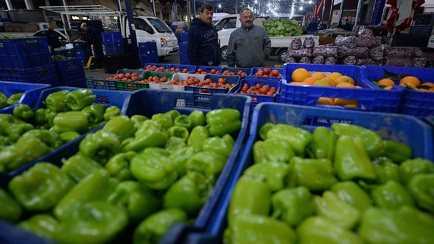 Yaş meyve ve sebze ihracatına 'kötü hava' freni