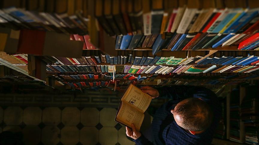 Sait Özdemir: 'Kütüphaneler haftası ne zaman…'