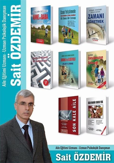 Sait Özdemir'in Tüm Eserleri..
