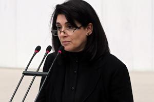 HDP Ağrı Milletvekili Leyla Zana gözaltına alındı