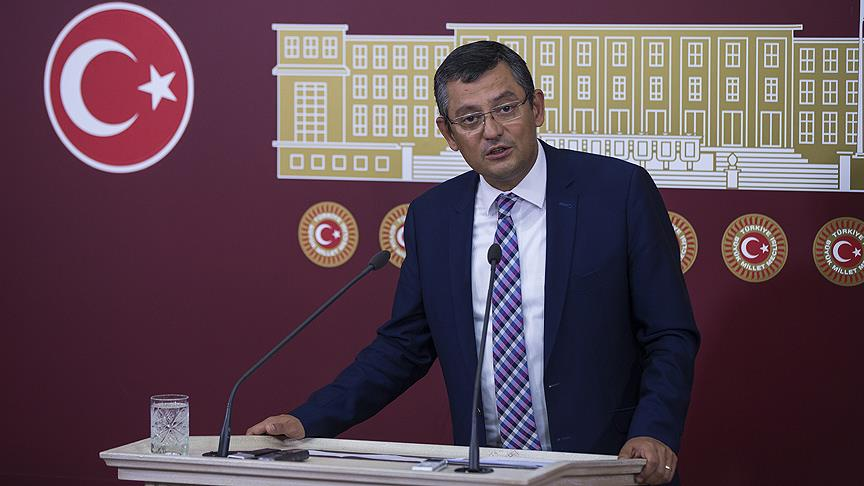 CHP'den Meclis'in olağanüstü toplanması talebi