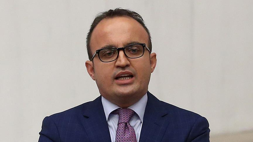 Turan: CHP, bugün HDP'nin taklidi haline geldiğini ortaya koydu