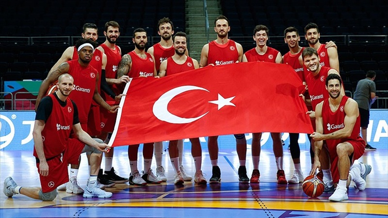 A Milli Basketbol Takımı 2. tur için Çekya'ya takıldı