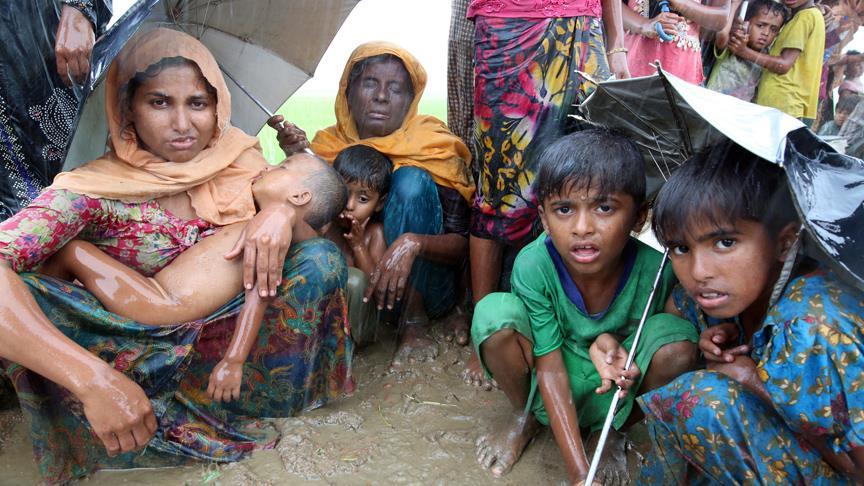'Myanmar'ın Arakanlı Müslümanlara yaptığı saldırılar acımasızdı'