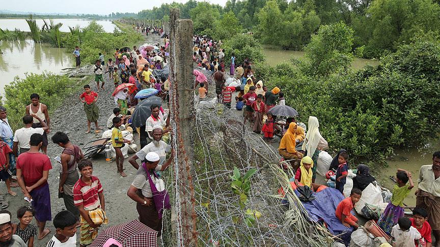 BM: Myanmar, Arakanlı Müslümanlara karşı 'sistematik zulümlerini' sürdürüyor