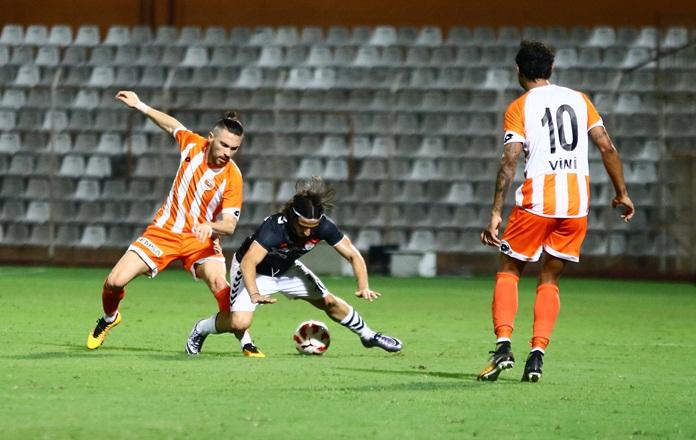 Adanaspor: 0 - Bursaspor: 2