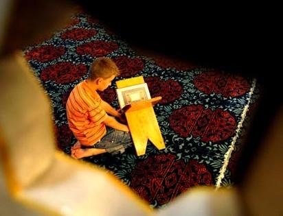 Çocuklar için Kur'an öğrenme zamanı...