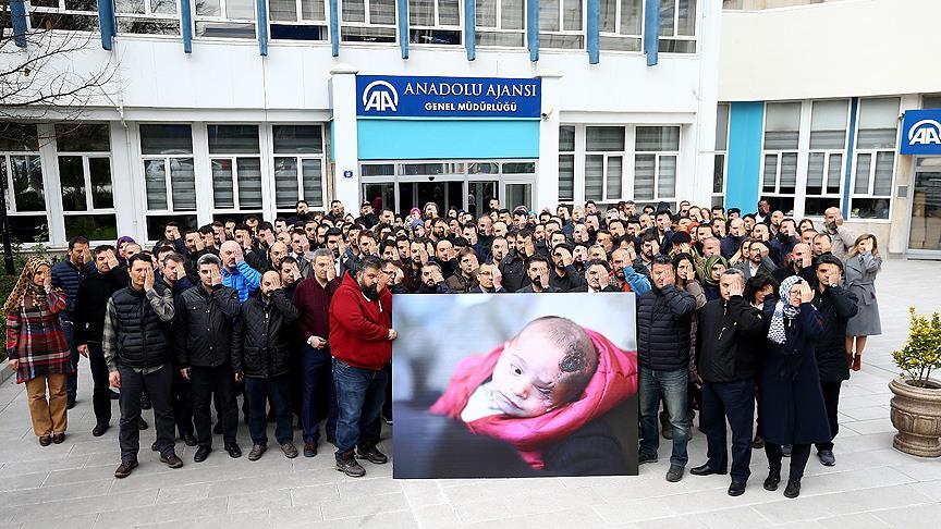 Doğu Gutalı Kerim bebek için başlatılan kampanyaya destek sürüyor