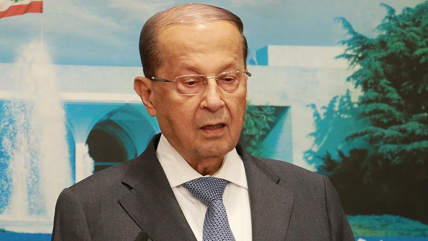 Lübnan, İsrail ile sınır anlaşmazlığında ABD'nin ara buluculuğunu istiyor