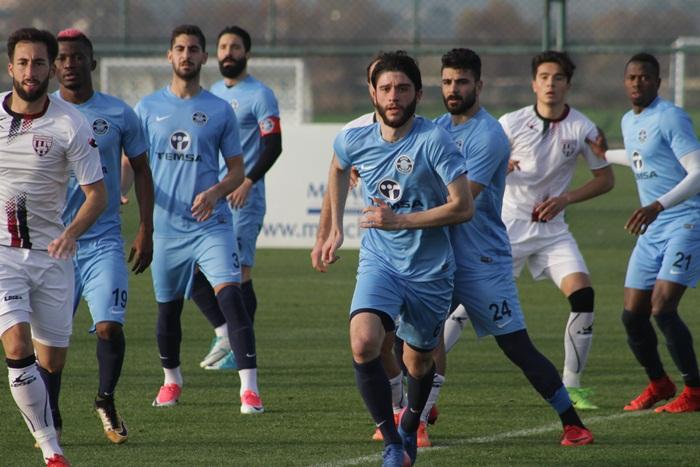 Adanaspor'da Adana Demirspor maçı hazırlıkları
