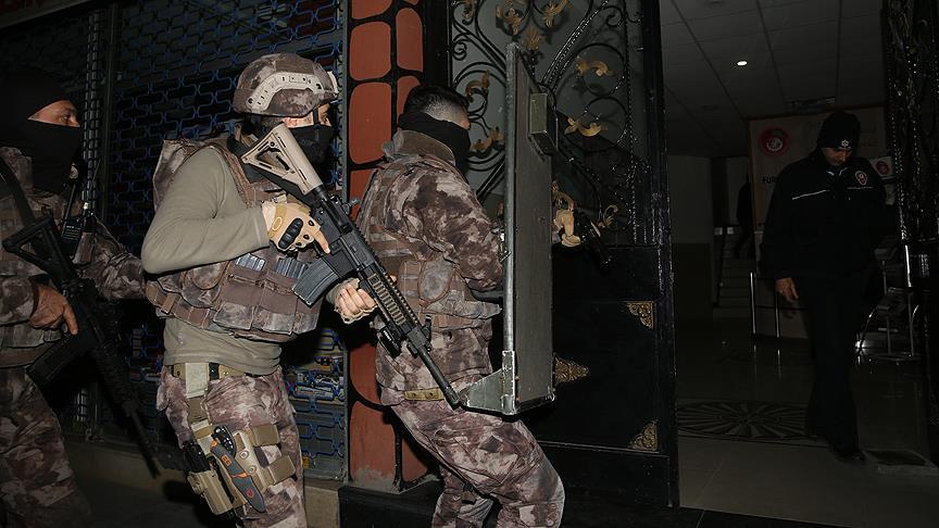 Furkan Eğitim ve Hizmet Vakfına operasyon: 21 kişi gözaltı