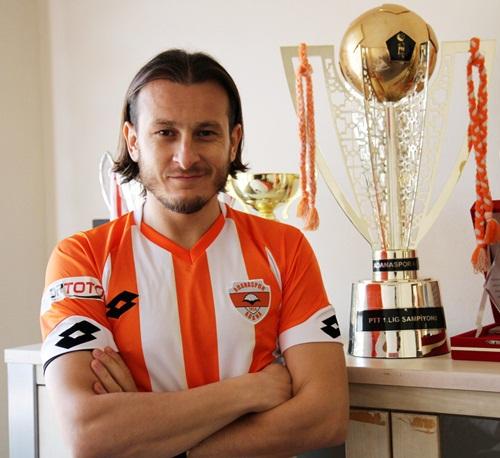 Mustafa Sevgi, Adanaspor'da