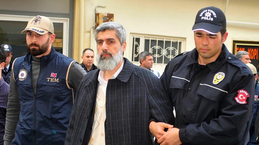 Alparslan Kuytul tekrar tutuklandı
