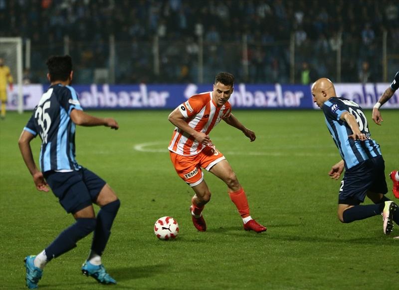 Adanaspor: 1 - Adana Demirspor: 0