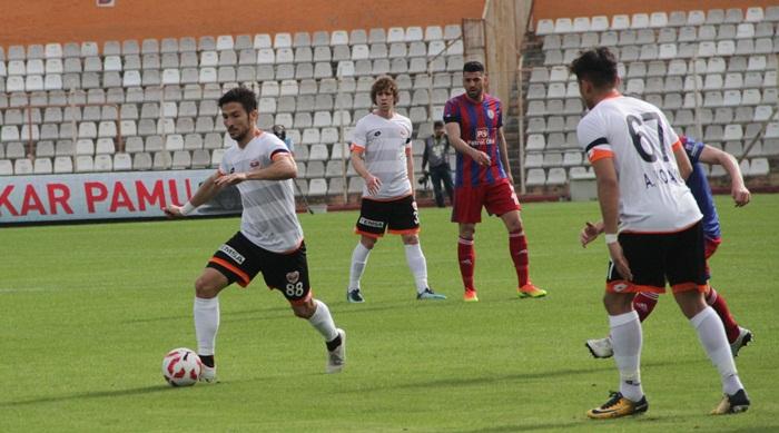 Adanaspor: 1 - Altınordu: 3