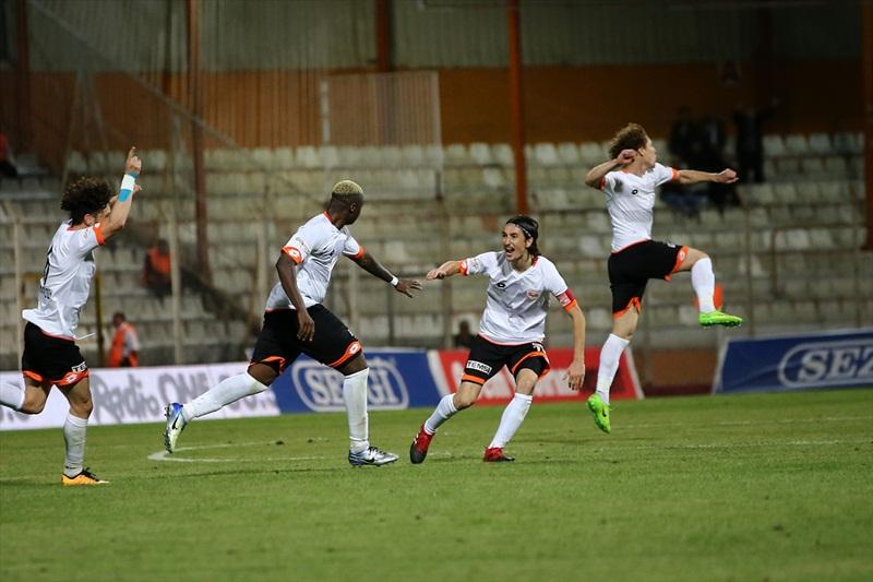 Ümraniyespor: 2 - Adanaspor: 1