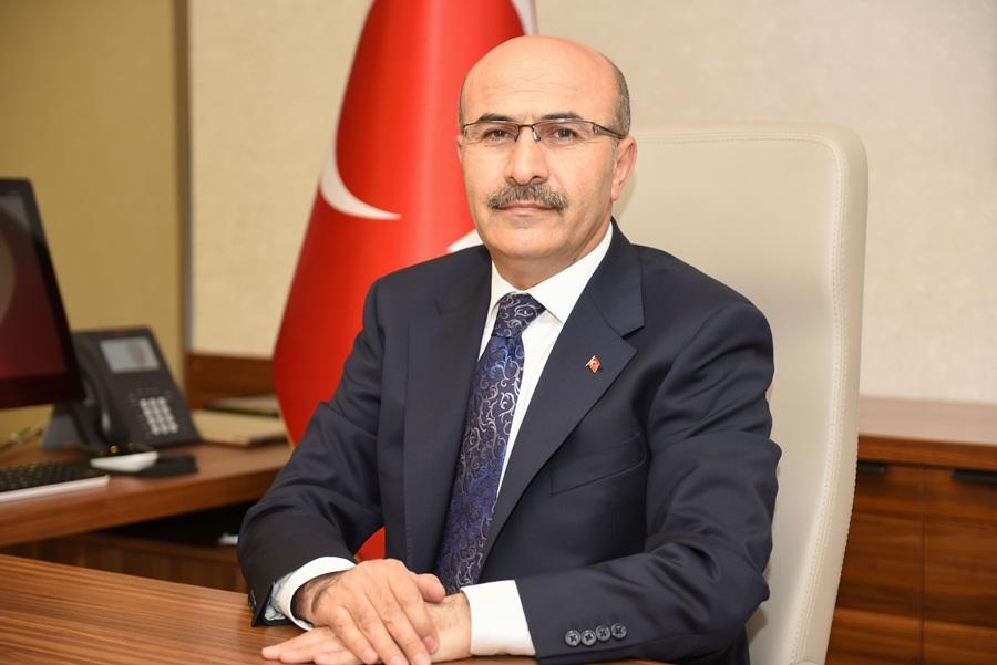 """Vali Mahmut Demirtaş'ın """"19 Mayıs Atatürk'ü Anma, Gençlik Ve Spor Bayramı"""" Kutlama Mesajı"""
