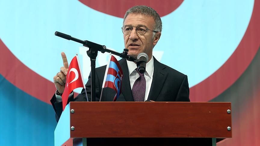 Ağaoğlu: Trabzonspor gönüllerin şampiyonu oldu