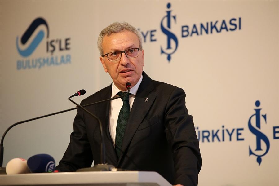 İş Bankası Genel Müdürü Bali'den hisse açıklaması