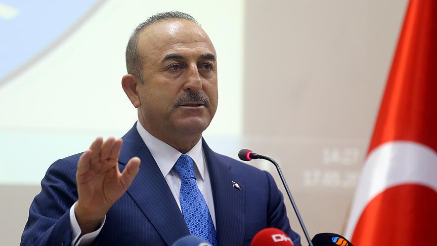 Çavuşoğlu: Kıbrıs konusunda müzakere için tekrar masaya oturmayacağız