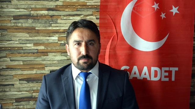 Saadet Partisi'nde 'Demirtaş' istifası