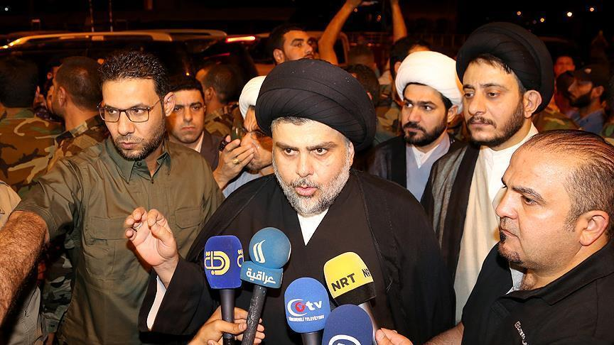 Irak'ta Sadr'ın 'grev' çağrısı üzerine 4 kentte tatil ilan edildi
