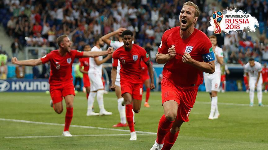 İngiltere ve Belçika son 16 turunda