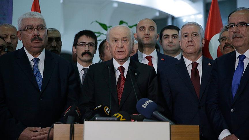 Bahçeli, kutlamalara katılmak üzere Adana'ya geldi