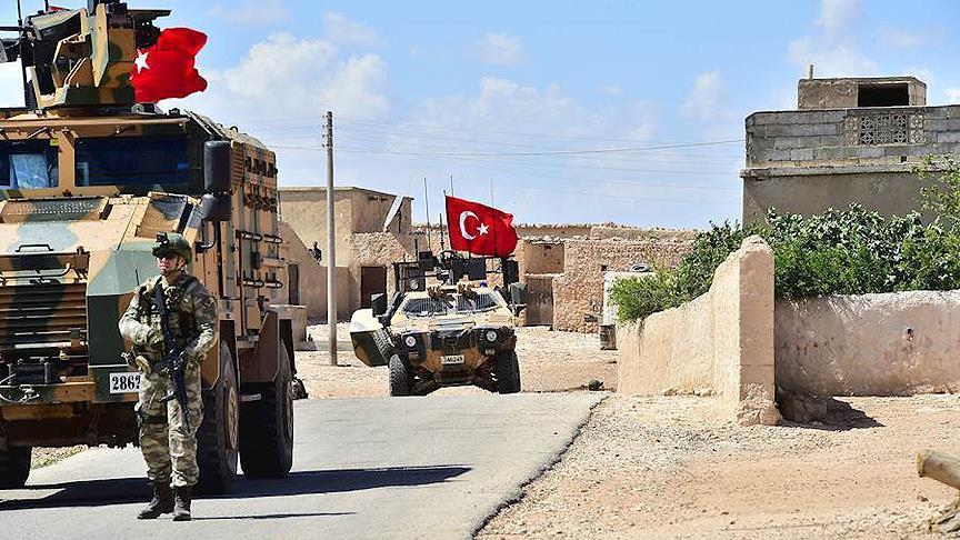 Münbiçliler Türkiye'nin müdahalesini istiyor