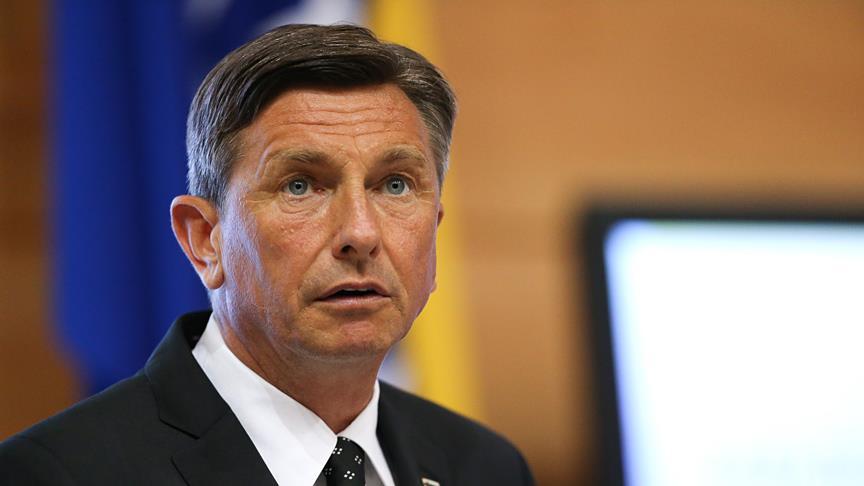 Sloven liderin 'Türkiye' ve 'Ukrayna' açıklamasına tepki