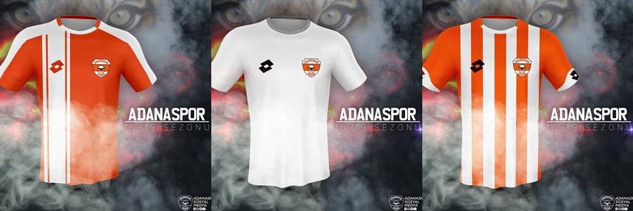 Adanaspor'un yeni sezon formaları hazır
