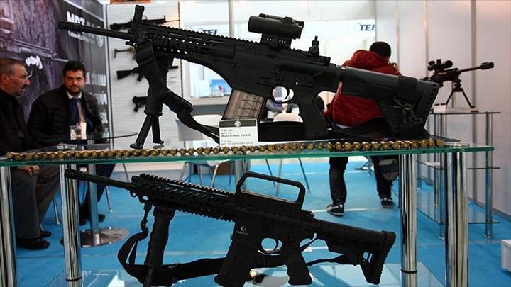 MSB'den 'Milli Piyade Tüfeği' açıklaması...