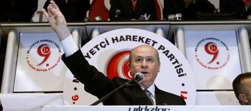 Bahçeli: MHP şerefsizliği kabul etmez ?
