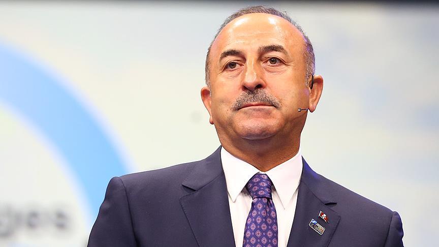 Çavuşoğlu: Netanyahu'nun ilhak açıklaması alçakça bir girişim