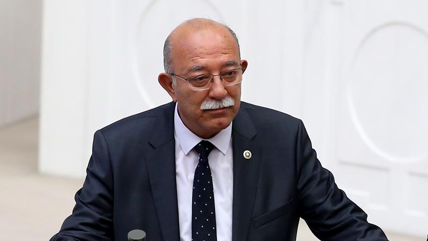 İsmail Koncuk, İYİ Parti GİK üyeliğinden istifa etti..