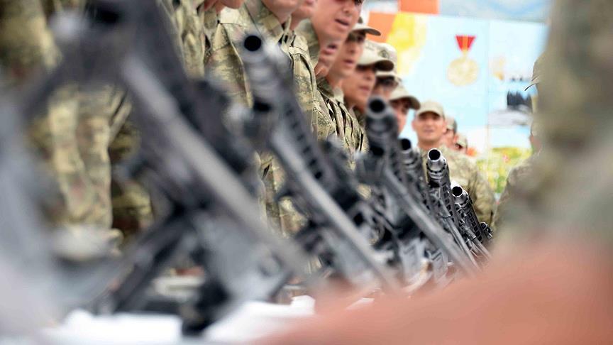 Askerlik kısalıyor..