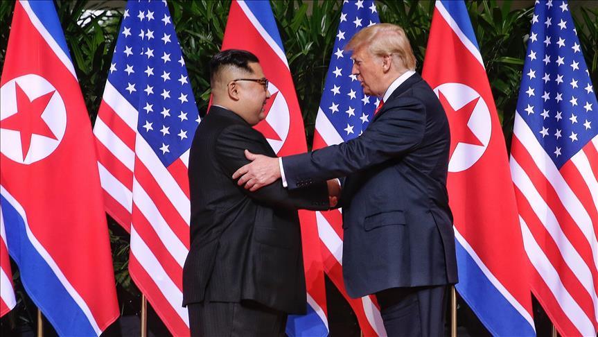 ABD Başkanı Trump: Kuzey Kore lideri Kim füze denemeleri için özür diledi ve görüşmek istiyor