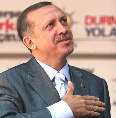 Başbakan Erdoğan Maraş'ta konuştu?