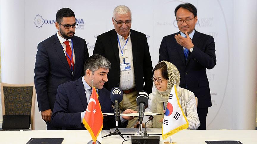 Anadolu Ajansından İran ve G. Kore Ajanslarıyla İş Birliği