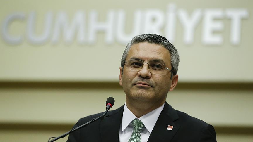 Salıcı: CHP'de genel başkan adayı olmak isteyen hiç kimse bir engelle karşılaşmaz