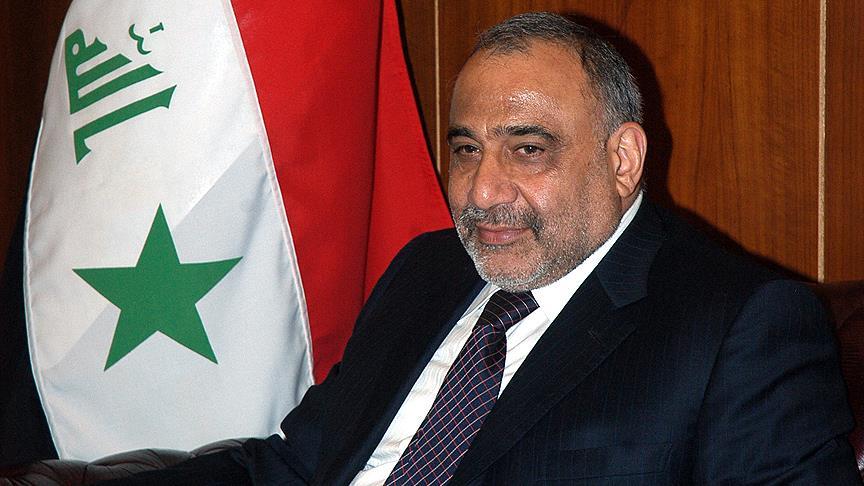 Adil Abdulmehdi: ABD'nin Bağdat Büyükelçiliğine füzeler isabet etti