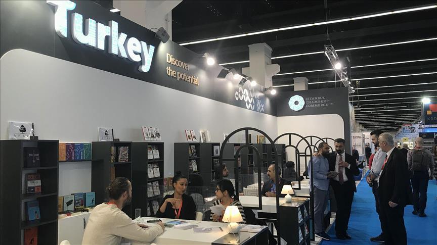 Frankfurt Kitap Fuarı kapılarını 70. kez açtı