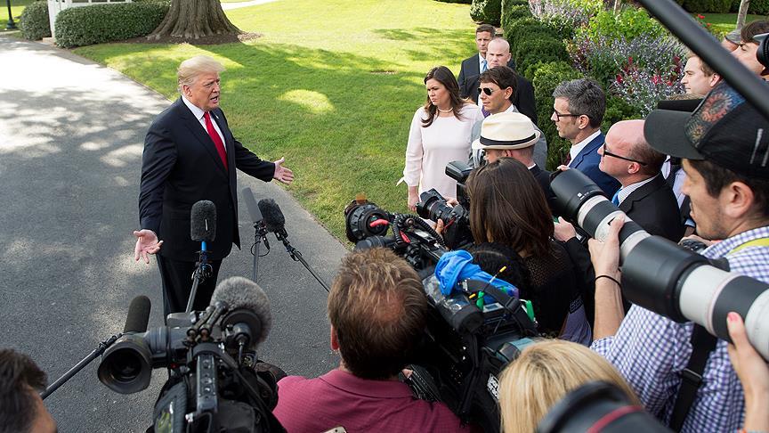 Trump'tan Çin'deki ABD'li şirketlere 'evinize dönün' çağrısı