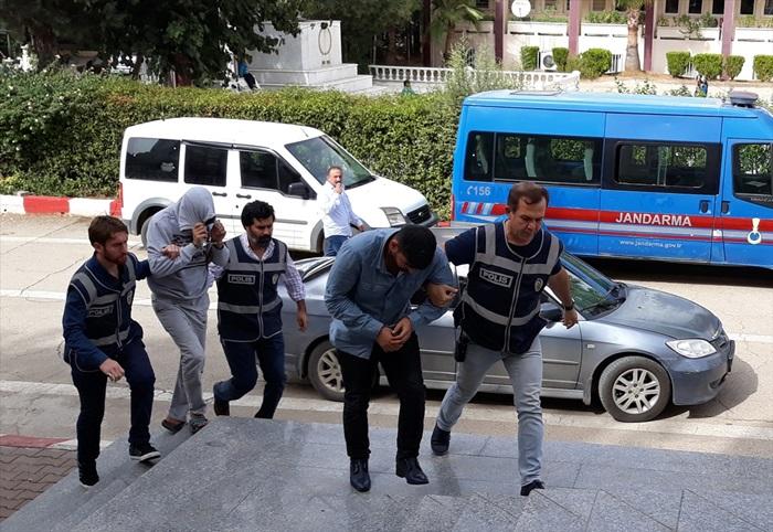 Adana'da hırsızlık operasyonu