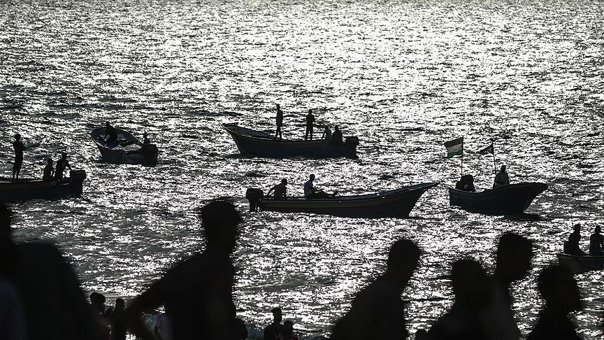İsrail'den Gazze'ye kapsamlı deniz ablukası