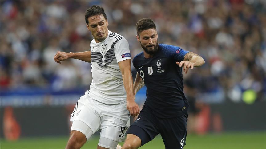 UEFA Uluslar Ligi dördüncü hafta maçları tamamlandı