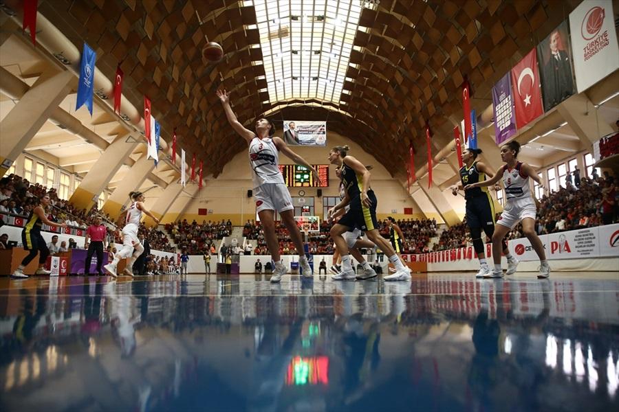 Gündoğdu Adana Basketbol: 84 - İzmit Belediyespor: 79