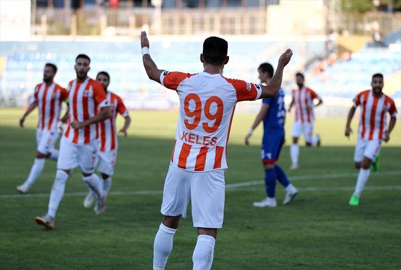 Adanaspor: 1 - Altınordu: 2